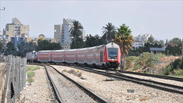 """""""إسرائيل"""" تكشف تفاصيل مشروع السكك الحديدية مع الدول العربية"""