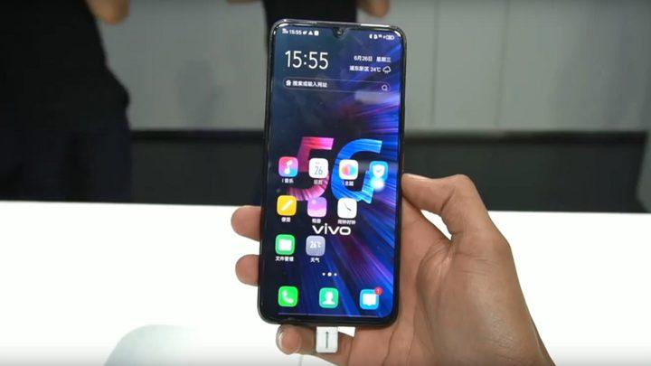 إطلاق هاتف 5G بالمعالج الأسرع في العالم!