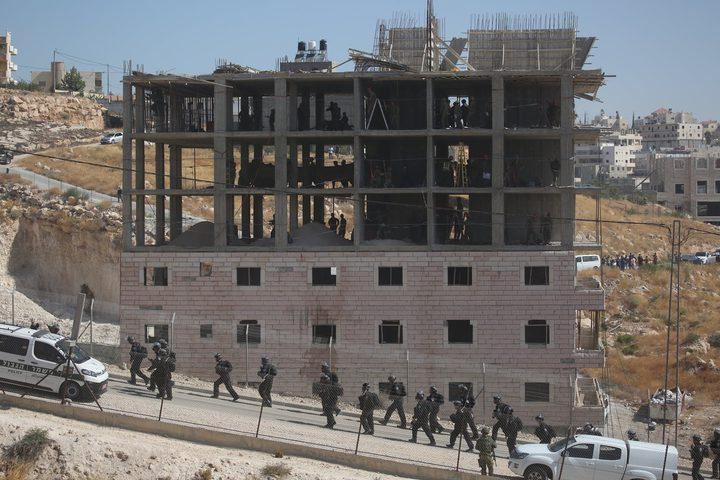 مؤسسات فلسطينية في أميركا تدين عمليات الهدم بالقدس