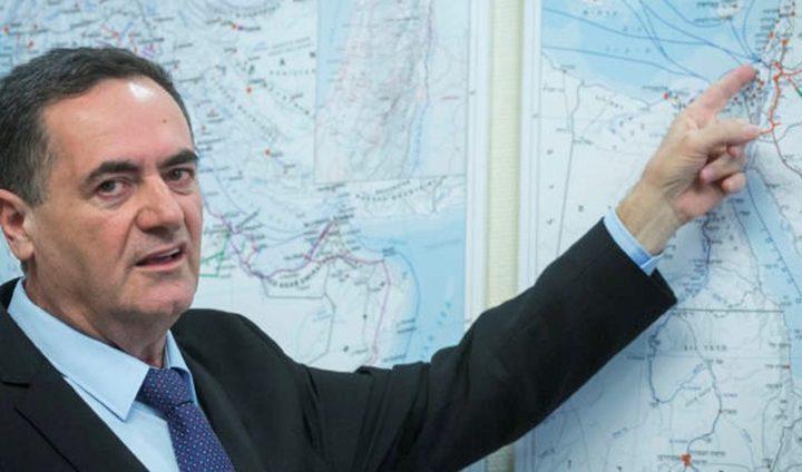 كاتس: يجب الاستمرار في زيادة الضغط على إيران وحلفائها