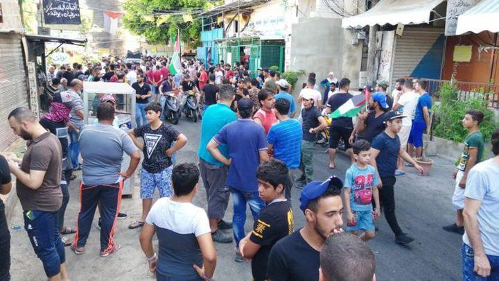 """قيادي فلسطيني: القرار اللبناني يهدد وجودنا """"تهجيرا ثم توطينا"""""""