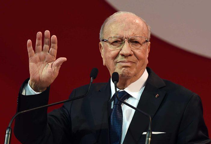 وفاة الرئيس التونسي الباجي قائد السبسي