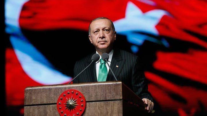 أردوغان يشيد بعلاقة بلاده مع روسيا