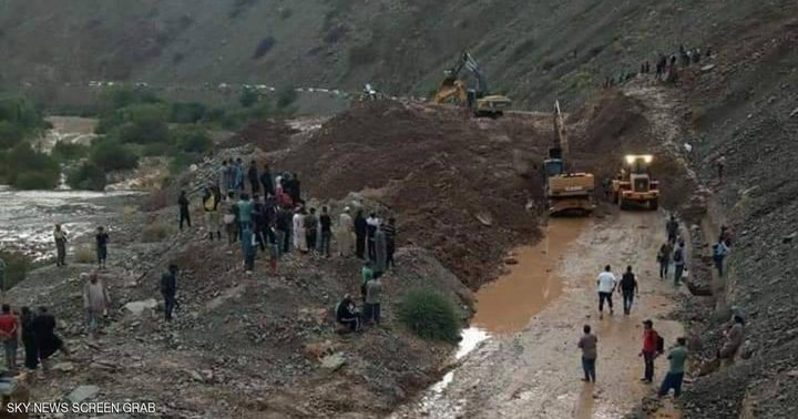ارتفاع عدد ضحايا كارثة جبال أطلس إلى 15شخصاً في المغرب