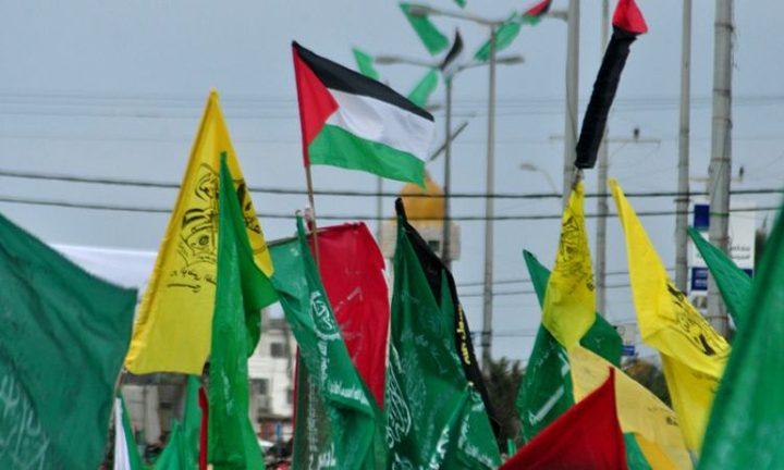"""إجماع فصائلي على تأييد قرار وقف الاتفاقيات مع """"اسرائيل"""""""