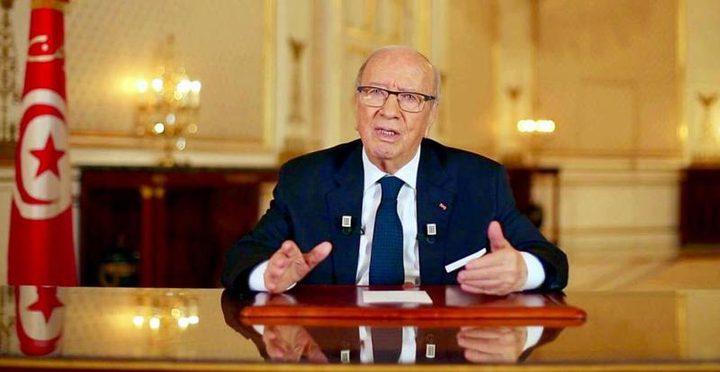 تونس: نقل جثمان الرئيس السبسي الى قصر قرطاج