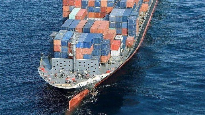 انقاذ طاقم سفينة إيرانية غرقت في سواحل أذربيجان