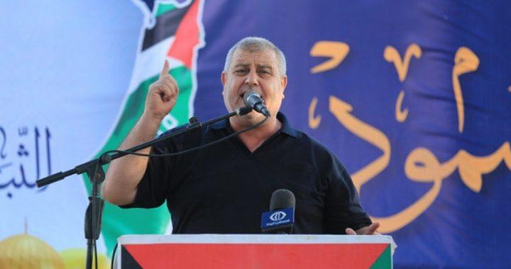 الجهاد الاسلامي تثمن قرار الرئيس عباس