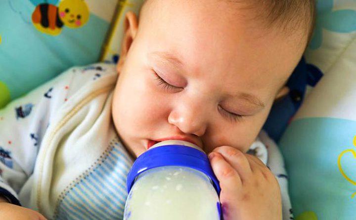 ما هي كمية الحليب التي يحتاجها الطفل يوميّاً؟