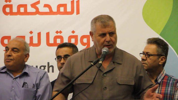 البطش: شعبنا في لبنان ضيف لحين العودة
