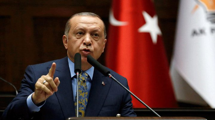 أردوغان للاحتلال: لن نبقى صامتين على إرهابكم في فلسطين