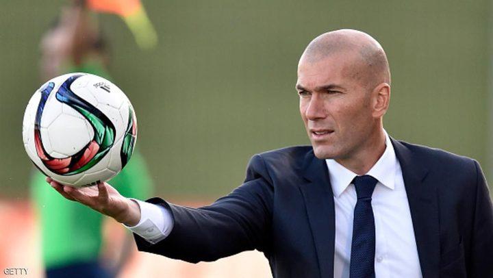 """ريال مدريد.. 7 لاعبين تحت """"مقصلة زيدان"""""""
