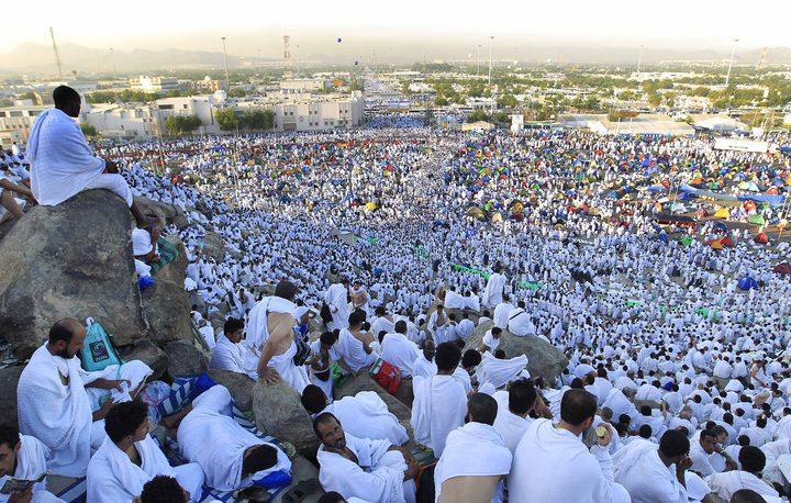 السعودية تقترب من استقبال المليون حاج قبيل أداء المناسك
