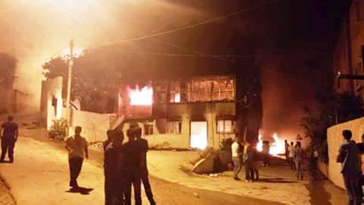 اصابة حرجة لمواطن 45 عامًا بشجار في رفيديا بمدينة نابلس