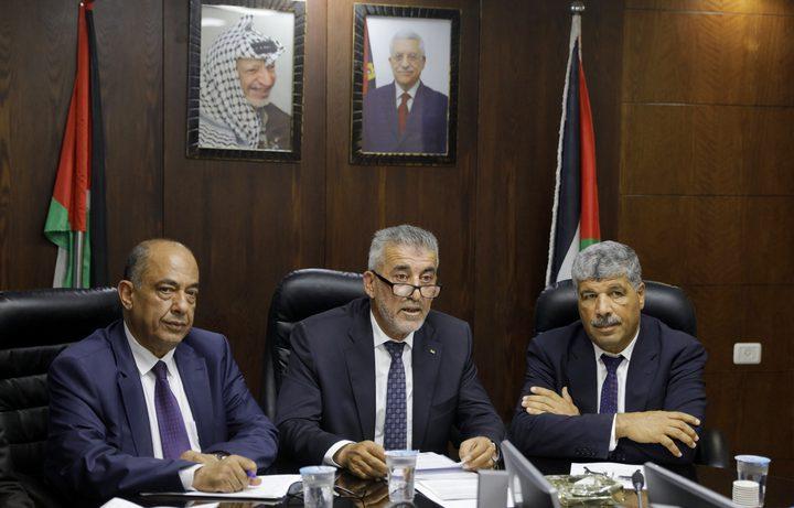 وزير الحكم المحلي يفتتح عدة مشاريع تطويرية في محافظة بيت لحم