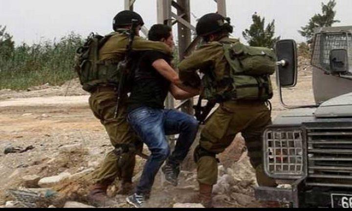 """الاحتلال يعتقل الفتى نايف عبيد """"17عاماً"""" من العيسوية شرق القدس"""