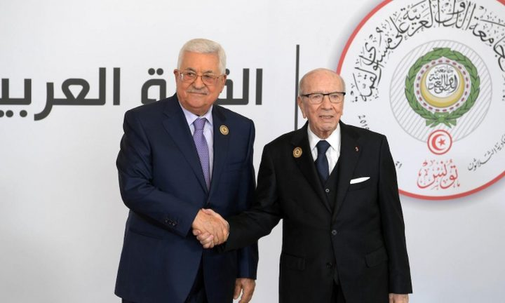 الرئيس عباس: فقدنا القائد الكبير السبسي ومن تونس بدأت عودتنا
