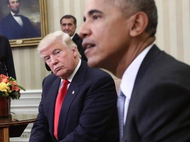 ترامب يحمل أوباما مسؤولية سوء عمل نظام التكييف في البيت الأبيض