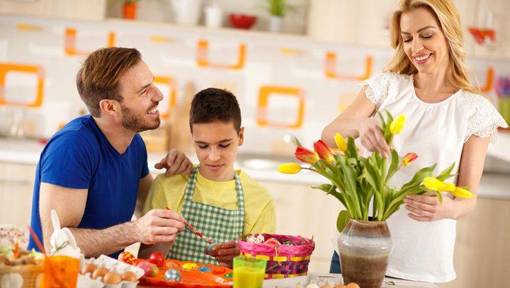 كيف يقوم أطفالك بالأعمال المنزلية؟