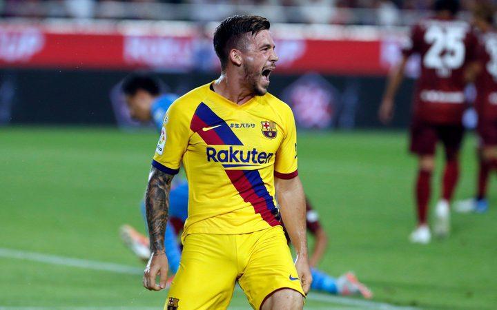 برشلونة يكتفي بثنائية أمام فيسيل كوبي