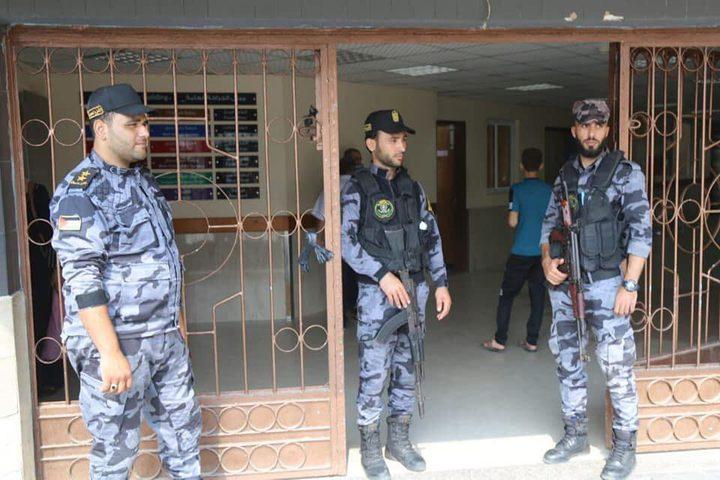 القدرة يكشف سبب استبدال الشرطة بالأمن والحماية في مشافي غزة