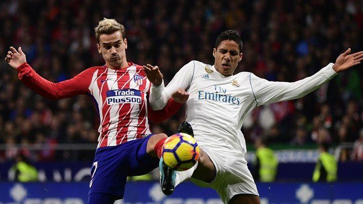 أتلتيكو يسحق ريال مدريد بسباعية