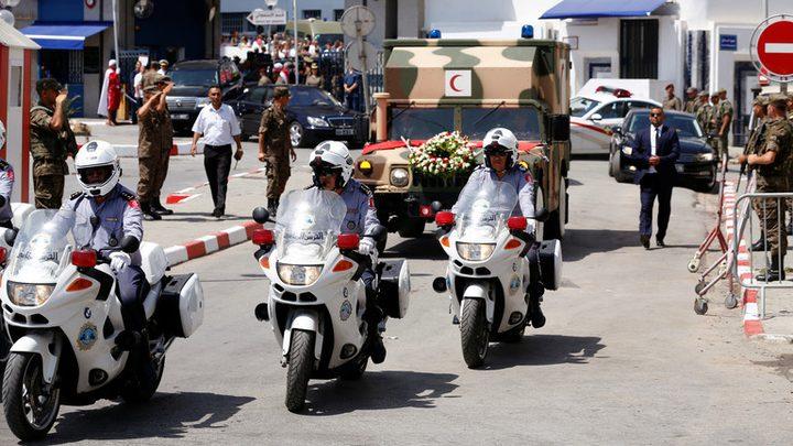 بدء مراسم تشييع الرئيس التونسي بمشاركة عدد من قادة الدول