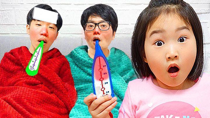 """كوريا الجنوبية..الطفلة """"بورام"""" تكسب ثروة هائلة بفضل موقع """"يوتيوب"""""""