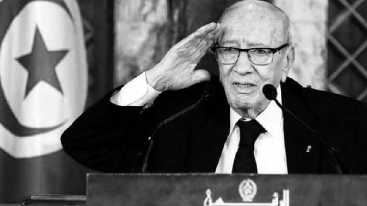 تونس تستعد لتشييع رئيسها الراحل السبسي