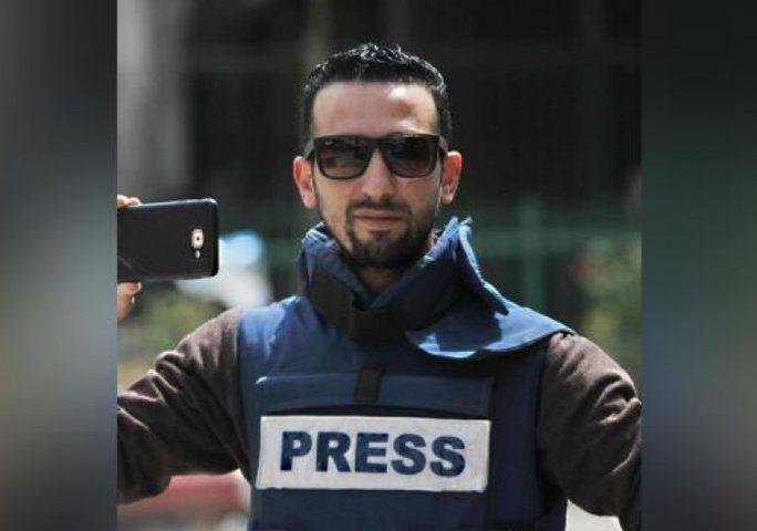 الوقائي: القبض على ثائر الفاخوري لا علاقة له بعمله الصحفي