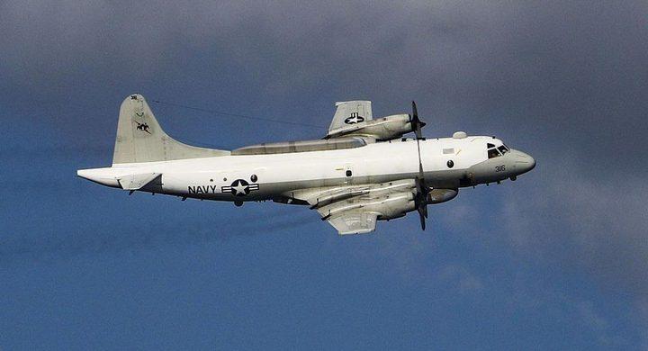 طائرات امريكية تنتهك المجال الجوي الفنزويلي وتراقب القرم