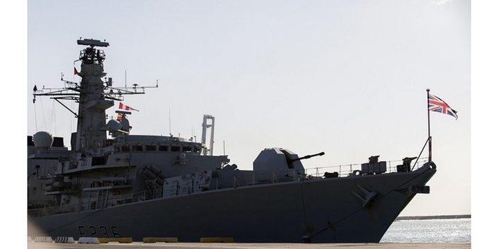 وصول سفينة حربية بريطانية للخليج لتعزيز حماية ناقلات السفن والنفط