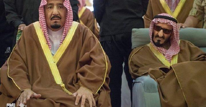وفاة الأمير بندر شقيق الملك السعودي سلمان بن عبد العزيز