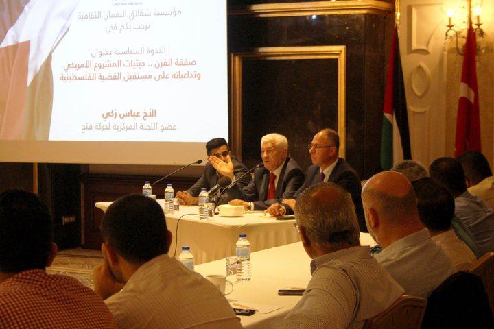 زكي يكشف لـ النجاح ما قاله الرئيس عباس للقيادة عقب قراراه الأخير