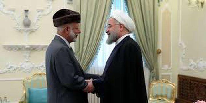 روحاني يلتقي وزير خارجية عُمان لبحث الملف النووي