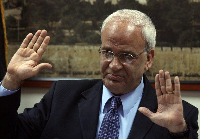 عريقات: حكومة الاحتلال دمرت كل الاتفاقيات الموقعة
