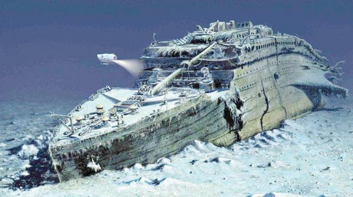 سفينة التايتنك .. حقائق جديدة مثيرة للجدل!