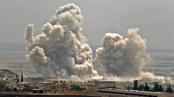 إدلب: مقتل 15 مواطناً في غارات جديدة