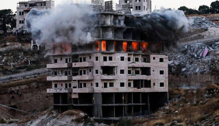 قطامي: العمل جارٍ على حصر الأضرار في واد الحمص ومساعدة السكان