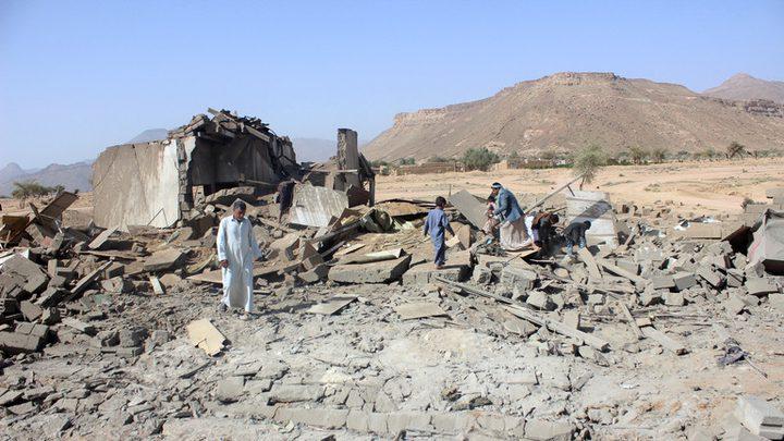 غارات على اليمن تستهدف الحوثيين وتودي بحياة 13 شخص