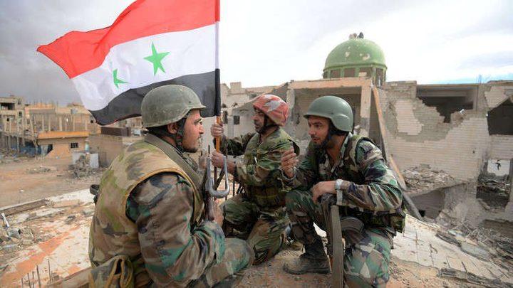 مقتل 110 جنود سوري في هجمات مسلحة بأدلب