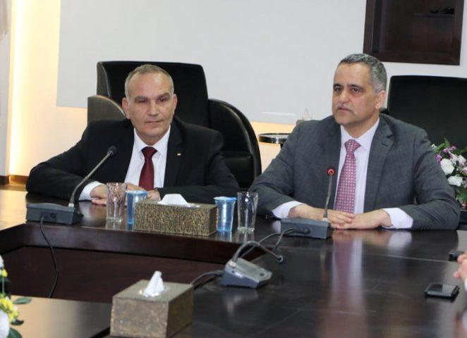 سدر يشارك في الدورة 45 للمكتب التنفيذي لمجلس وزراء العرب