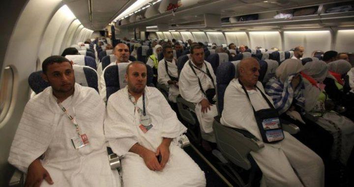 أبو الرب: عدد حجاج فلسطين لهذا العام 6610
