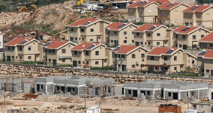 خطة إسرائيلية لتوسيع الاستيطان في الضفة