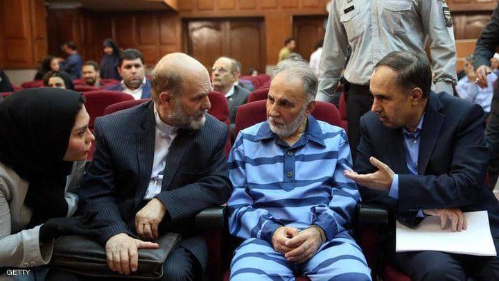 الحكم بالإعدام لرئيس بلدية طهران السابق بعد قتله زوجته