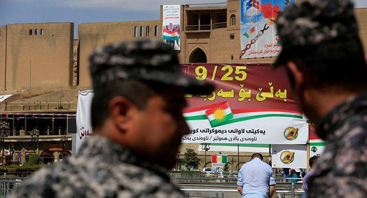 """الحدود التركية والإيرانية تسبب صداعا في رأس """"كردستان العراق"""""""