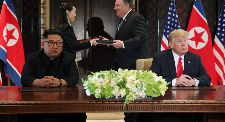 مسؤول كوري: سنستأنف المفاوضات قريبا مع واشنطن