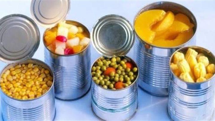 تحذير..الأغذية المعلبة تزيد من خطر السمنة