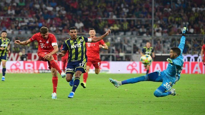 بايرن ميونيخ يبلغ الفوز بـ 6 أهداف في شباك فنربهشه