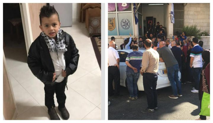 الاحتلال يلغي استدعاء الطفل عليان بضغط شعبي